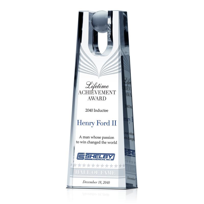 Hall of Fame Lifetime Achievement Award