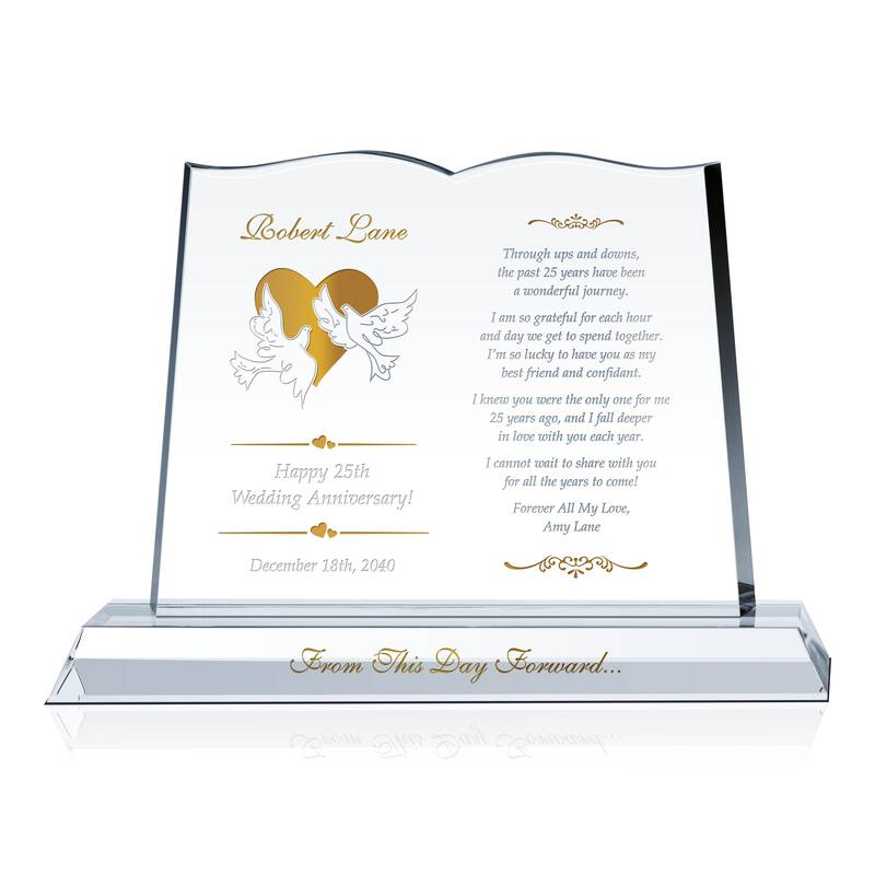 From This Day Forward Wedding Gift