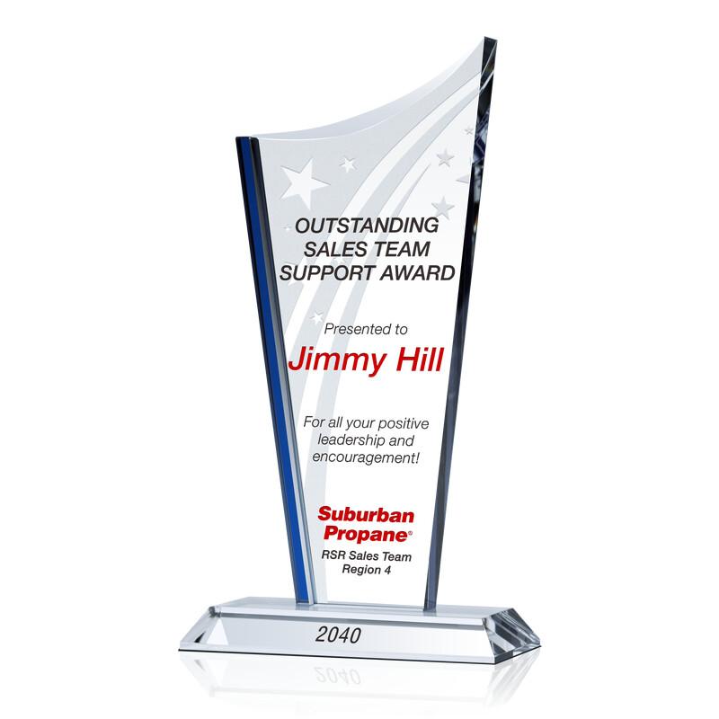 Sales Team Support Award