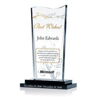 Best Wishes Retirement Gift Plaque