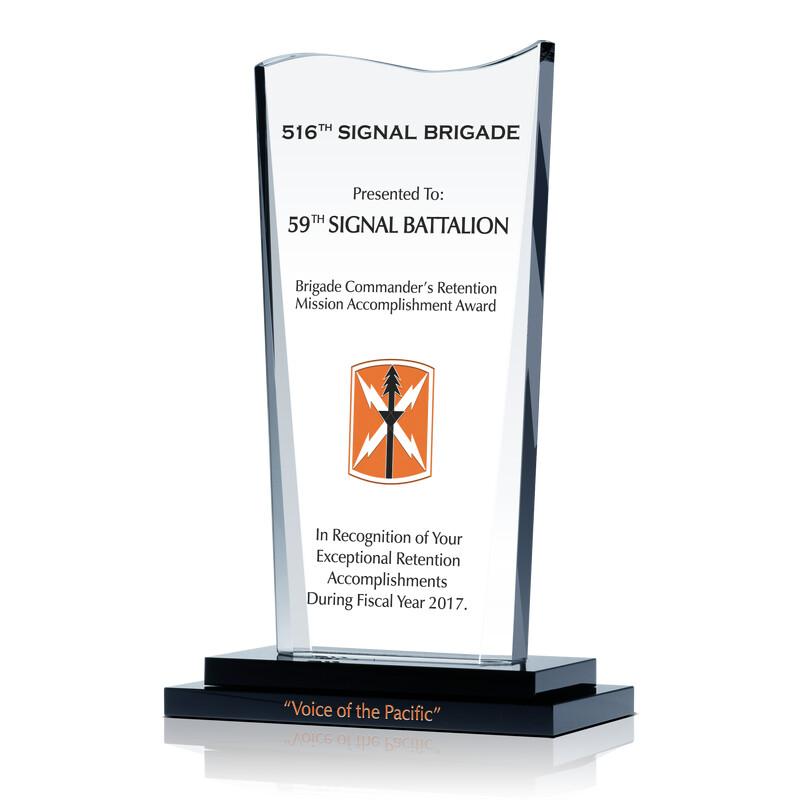 Military Battalion Achievement Award
