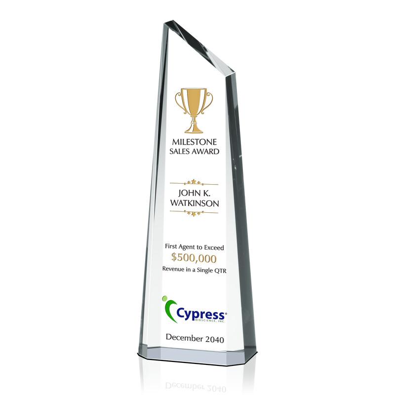 Sample Top Dealer Excellence Award