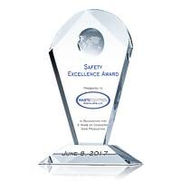 Safety Excellence Recognition Award
