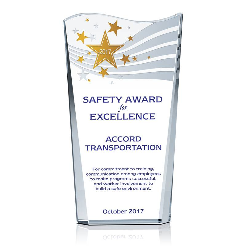 Wave Safety Award for Excellence