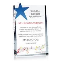 Music Teacher Appreciation Gift