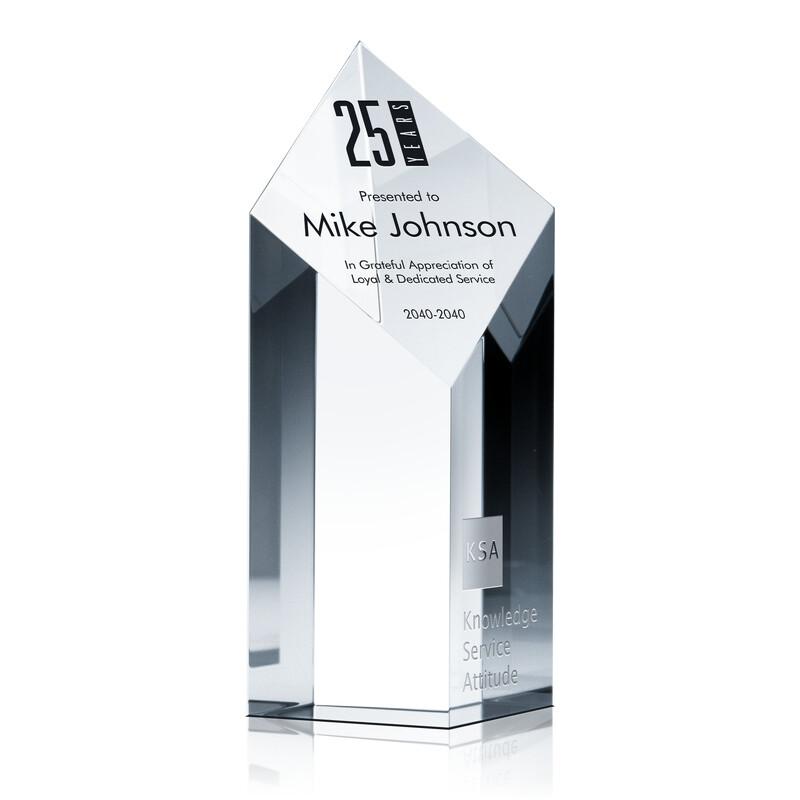 25 Year Milestone Achievement Award