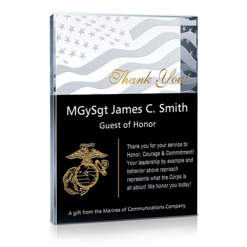 Marine Thank You Gift