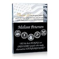 Military Recruiter Thank You Gift