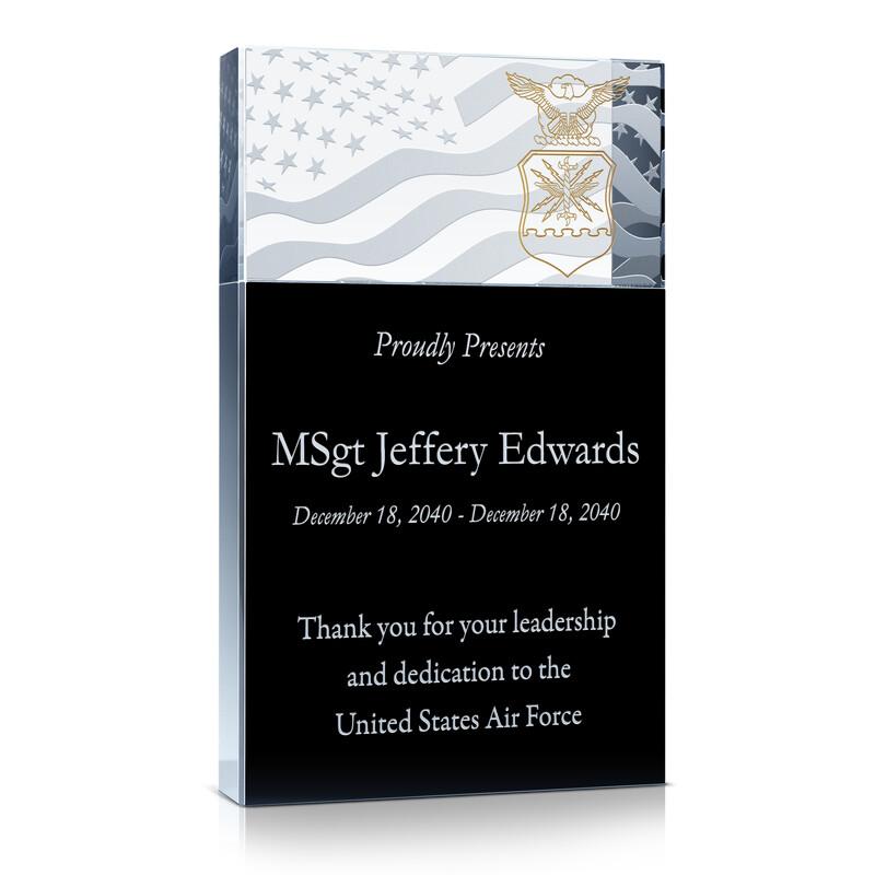 Air Force Appreciation Gift
