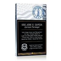 Army National Guard Appreciation Gift