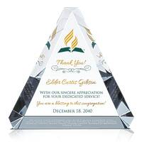 Christian Elder Appreciation Gift Plaque