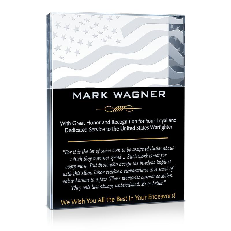 Warfighter Appreciation Gift