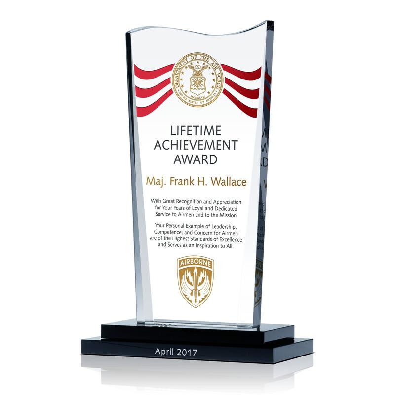 US Air Force Lifetime Achievement Award