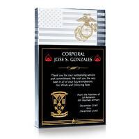 Marine Corporal Retirement Gift