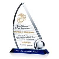 Sample USMC Retirement Gift Wording