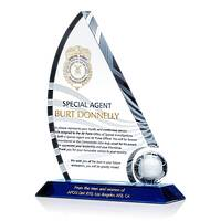 USAF Special Agent Retirement Gift