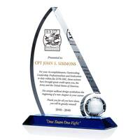 Army Captain Service Recognition Gift