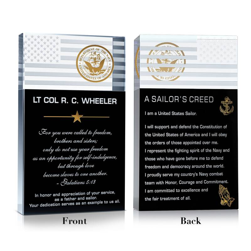 The Sailor's Creed Gift