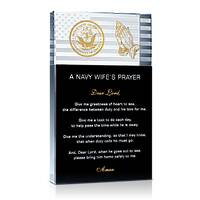Navy Wife's Prayer