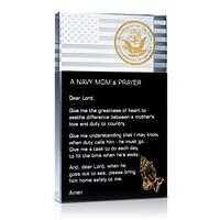 Navy Mom's Prayer Gift