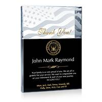 Navy Thank You Retirement Gift
