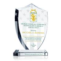 Military Police Recognition Gift