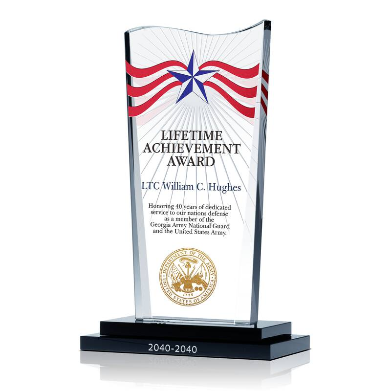 Military Lifetime Achievement Award