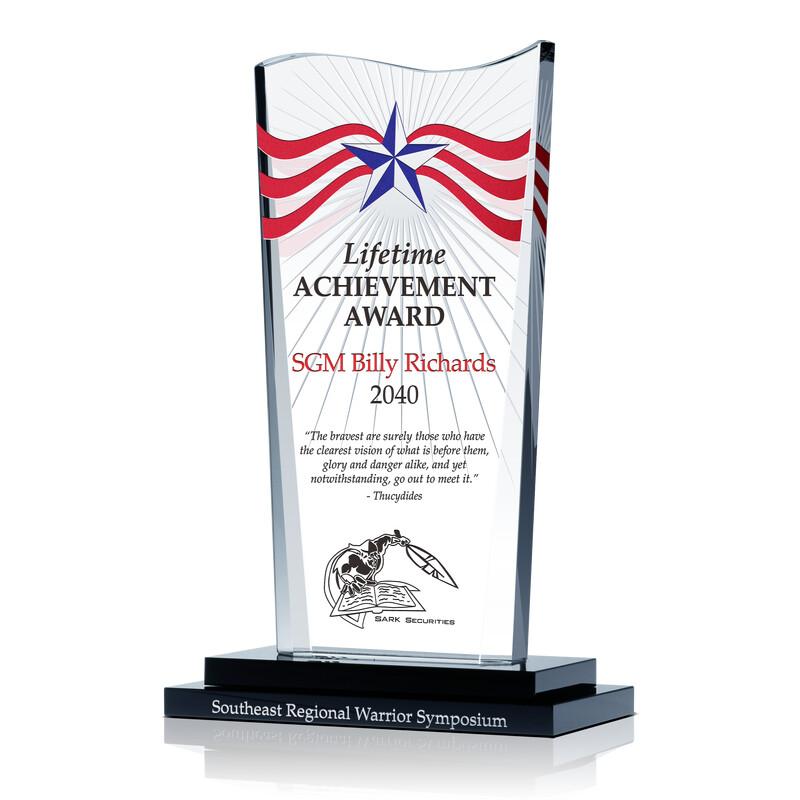 Patriotic Lifetime Achievement Award
