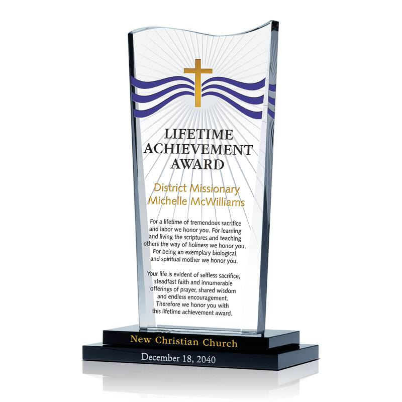 Christian Lifetime Achievement Award