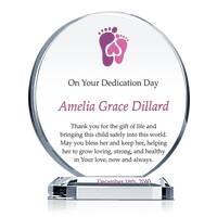 Child Dedication Gift for Girls