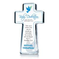 Cross Dedication Gift For Boys