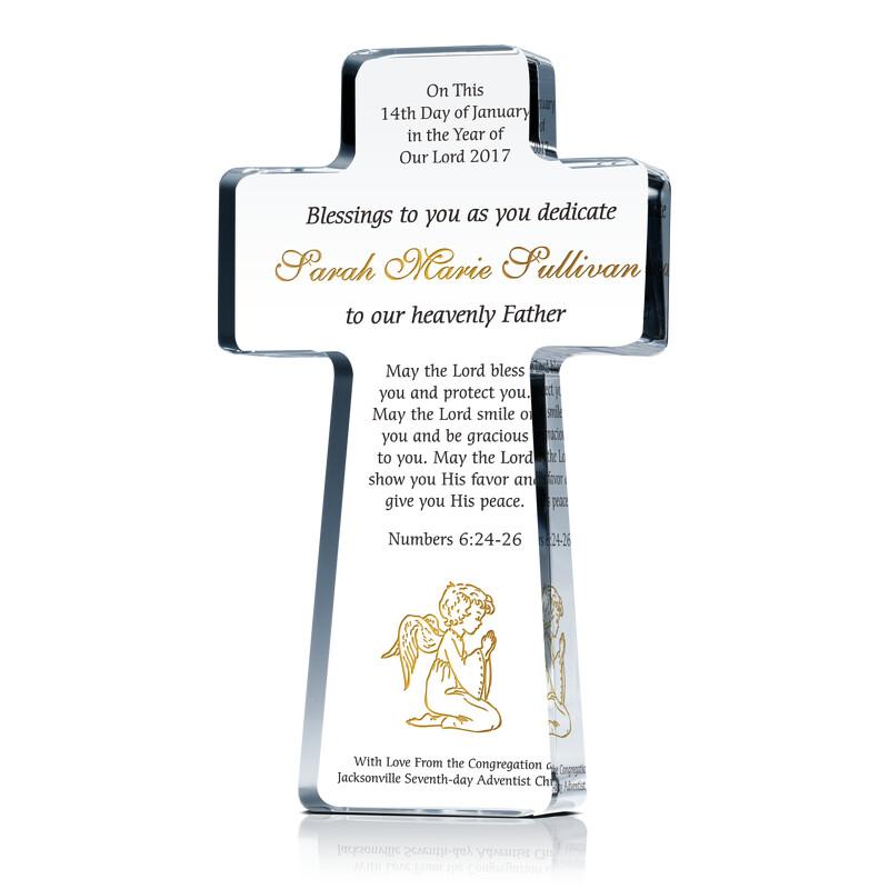 Dedication Gift for Parents