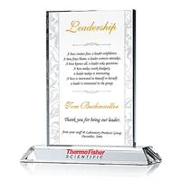 Boss's Day Plaque with Poem