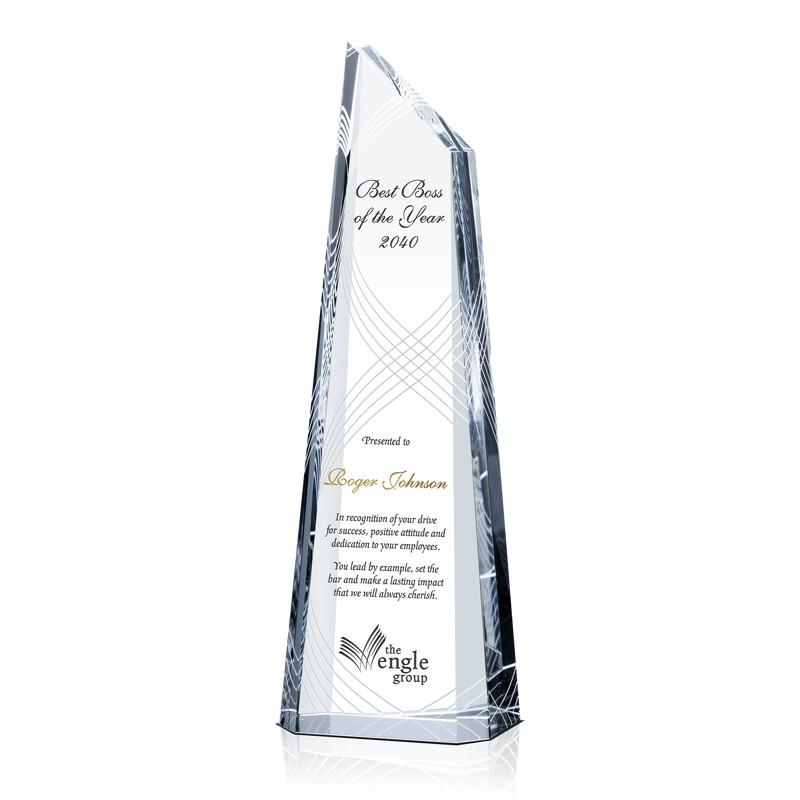 Boss of the Year Leadership Award