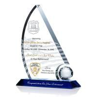 Congratulations on Police Officer Retirement