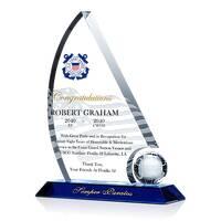 USCG Auxiliary Retirement Gift