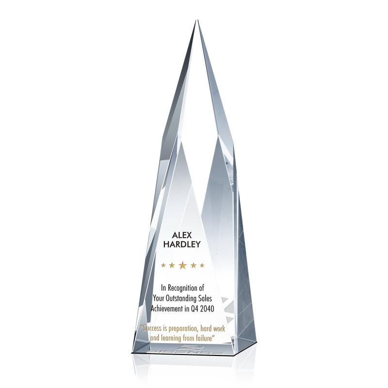 ummit Sales Achievement Award Plaque