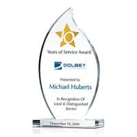 10 Years of Service Award Sample