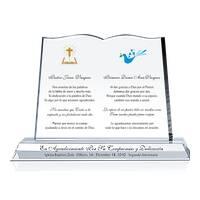 Regalo de Aniversario de Iglesia Para Pastor Y Esposa