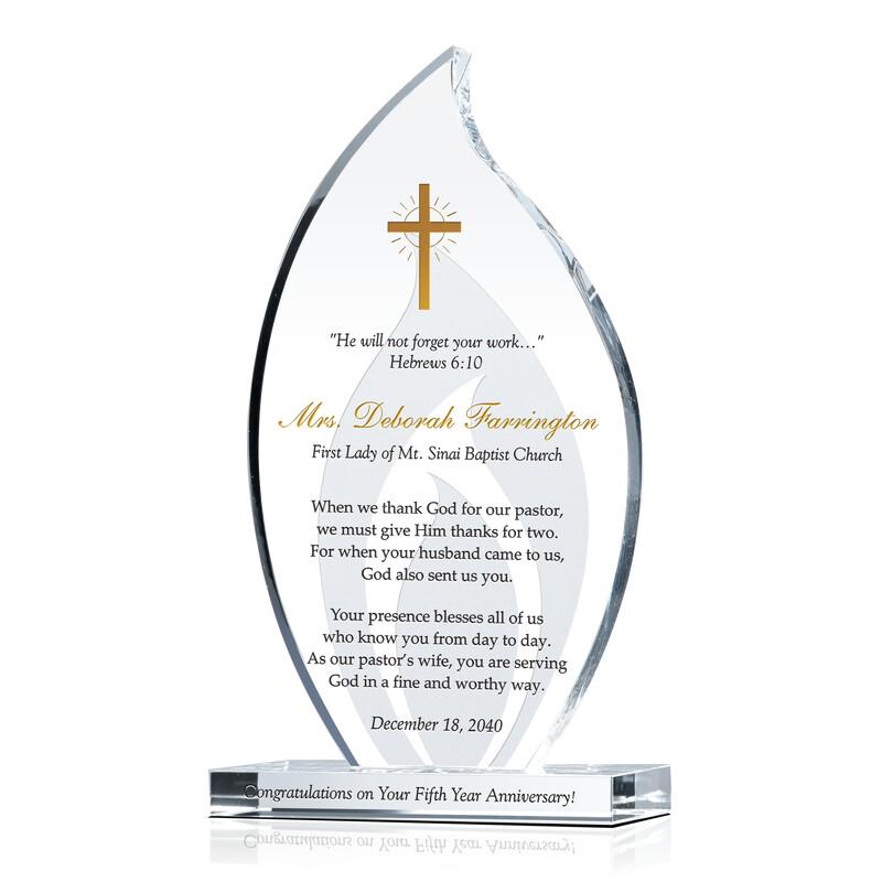 Pastor's Wife Appreciation Verse