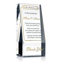 Graduation Thank You Gift to Grandmother