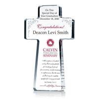 Graduation Gift Cross for Pastor