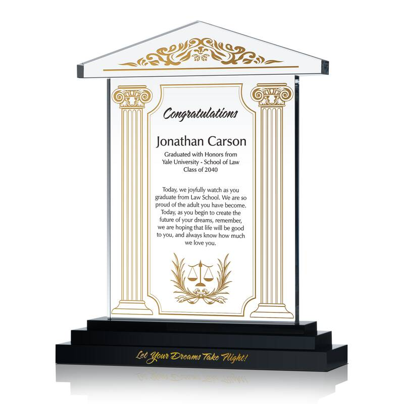 Law School Graduation Gift for Son