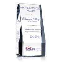 Above & Beyond Achievement Award