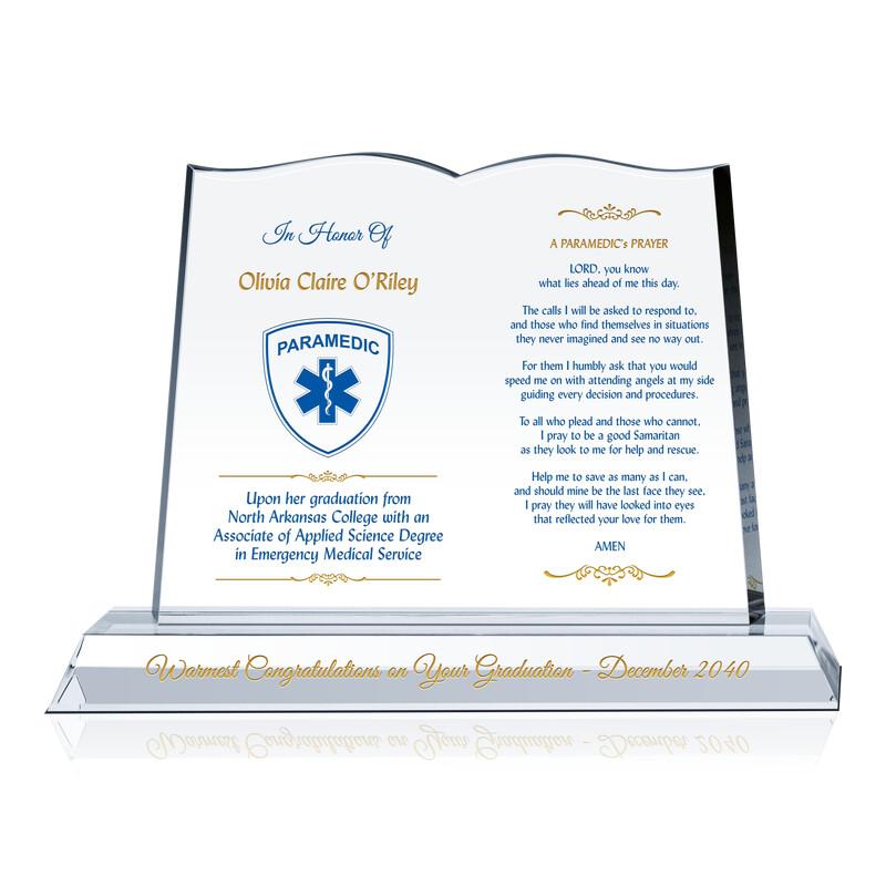 Paramedic Graduation Gift Idea