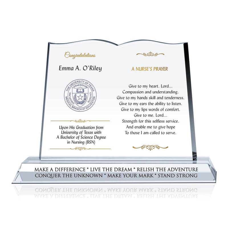 Nursing School Graduation Gift