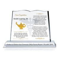 Nursing Graduation Gift Plaque
