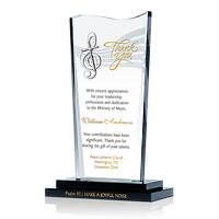 Music Minister Retirement Gift