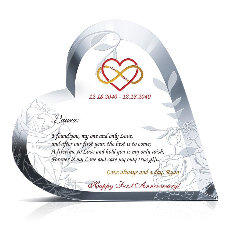 Forever In-Love Anniversary Gift Sample