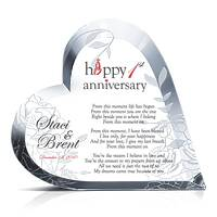 Happy 1st Wedding Anniversary Poem